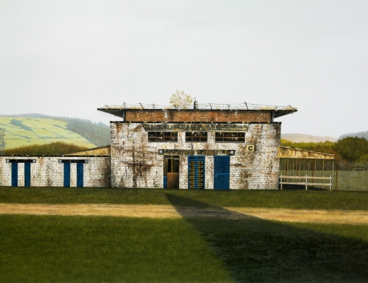 The Main Stand (75 x 50cm)